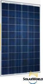 SolarWorld 250W Poly Module