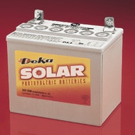 Deka 12V 31 Amp-Hour Gel Battery