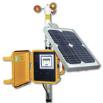 APRS - Outdoor Wind & Solar Data Logger