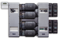 OutBack Power FLEXpower FOUR FXR Pre-Wired Inverter System