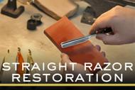 Straight Razor Restoration & Honing