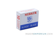 Merkur Klinge Moustache & Eye Brow Safety Razor Blades