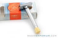 Merkur 51C Progress Adjustable Long DE Safety Razor