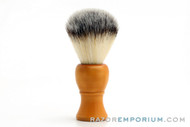 Made Rite 500 Vintage Shave Brush Synthetic Revamp