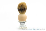 Erskin 1088 Vintage Badger Shave Brush