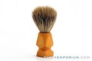 Stag B1191 Vintage Brush Shave Brush Revamp