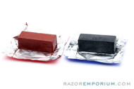 Dovo Strop Paste | Black & Red Two Part Sharpening Paste | Strop Care