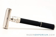 1973 Gillette Super 109 Adjustable DE Safety Razor | Rhodium Revamp