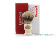 Simpsons Special Commodore X1 Badger Shave Brush