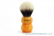 Paladin Sumo Lemon Drop Select Badger Shave Brush - Pre-Owned