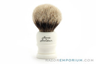 Morris & Forndran 26mm Finest Badger Shave Brush - Pre-Owned
