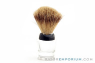 Drake Certified Pure Badger UHN Shaving Brush Lucite Handle