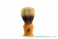 Kent Bristle Boar & Badger Travel Shave Brush