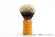 Made Rite 500 PB Vintage Badger Shave Brush
