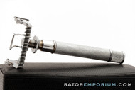 1930's JA Henckels Safety Razor in Leather Case