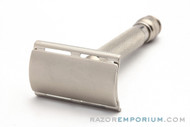 1947-51 Gillette Tech and Ball End Replica Handle Double Edge Safety Razor