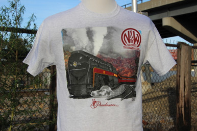 N&W 611 youth t-shirt.  A best seller at the museum!