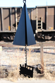Wind Bell With Locomotive Wind Catcher