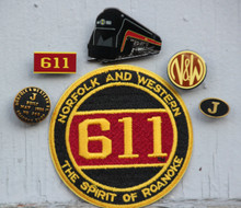 611 Pin Set and Patch