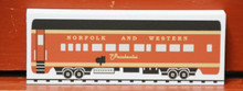 N&W Pocahontas Passenger Car by Cat's Meow