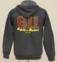 N&W 611 Hooded Sweatshirt