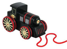 Classic Train Pull Toy