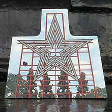 Mill Mountain Daytime Star by Cat's Meow