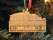 Roanoke Amtrak Station Ornament
