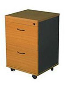 Rapid Worker Mobile Pedestal - 2 Drawer