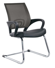 Deuce Mesh Visitors Chair