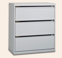 Statewide Lateral Filing Cabinet - 3 Drawer