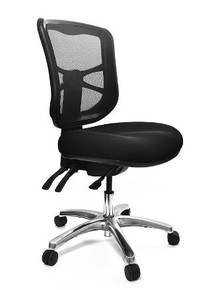 Buro Metro High Back Mesh Office Chair