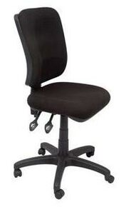 Rapidline EG400 Fully Ergonomic Square Back Office Chair