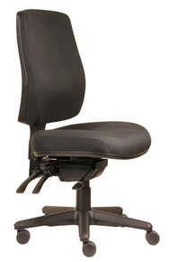 Absolute ErgoSelect Spark High Back Office Chair