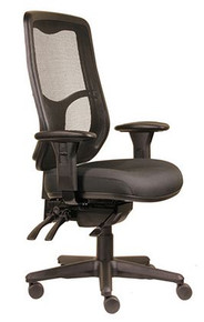 ErgoSelect Swift High Back Chair with Arms