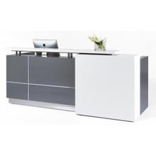 Boston Reception Desk - 2500mm wide