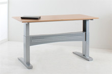 Conset 501-11 Sit Stand Electric Desk - Heavy Duty