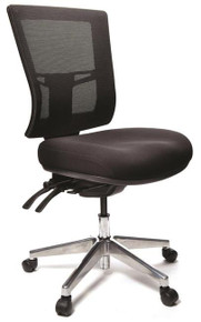 Buro Metro II 24/7 High Back Mesh Office Chair