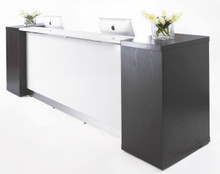 Aberdeen Reception Desk - 3100mm wide
