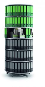 Moll Compactfile 80 - 6 Levels