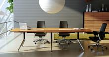 Novara Executive Boardroom Table