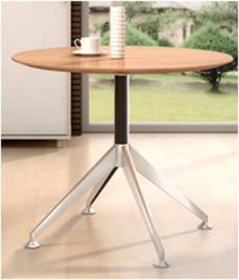Novara Round Meeting Table 900mm