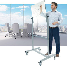 Space Mobile Clear Glassboard