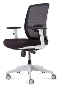 Luminous Mesh Back Executive Office Chair