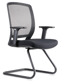 Hartley Mesh Back Visitor Chair