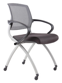 Zoom Mesh Back Training Room & Visitor Chair