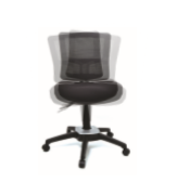 Buro Metro II Active Mesh Back Office Chair