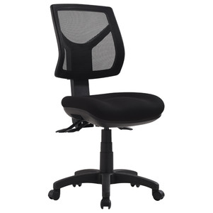 Rio Mesh Back Office Chair - Medium Back