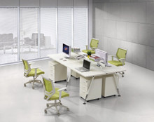 Fleet 4 Person Team Desk