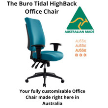 Buro Tidal High Back Office Chair